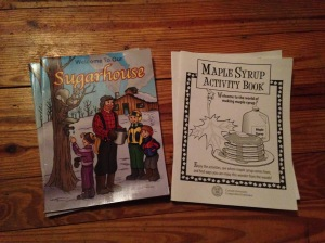 color books and activity books
